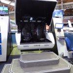 One of the simulators