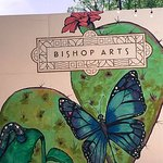 Our trip to the Bishop Arts District.