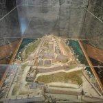 Castle Cornet model