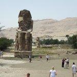 Foto de Colossi of Memnon