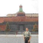Photo of Lenin's Mausoleum