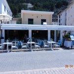 Aussenansicht des Restaurants NUNU Port de Soller