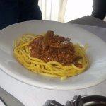Lasagne salsiccia e porcini