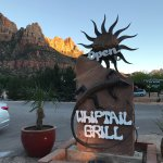Whiptail Grill Foto