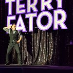 Ben Harris - Terry Fator Show - Section 103, Row DD, Seat 1