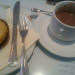 Photo de Dupont avec un thé