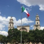 View from the Plaza Grande