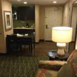 A very pleasant stay! Pool, coffee, breakfast, and the room were all just astounding. The staff