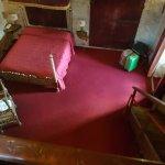 Suite del capitano, vista dalla scala della torre