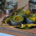 Fish Thali meals