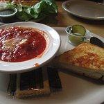 Sage Tomato Soup