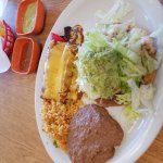 Mexican plate.