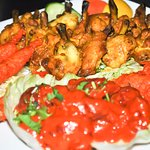 Platter for 2 - A selection of your favorite starters