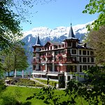 Photo de Grandhotel Giessbach