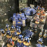 Really good place to visit for any warhammer fan!