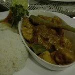 Philippine curry, delicious....