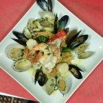 Premium Shellfish Paella!