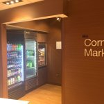 Get snacks and drinks 24/7 at The Corner Market