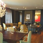 Warwick main living room