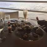 Oysters, Beverages and water view!!!