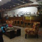 Foto de Hotel América