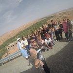 Vale do Todra/Dades, com Hassam e Ahmed