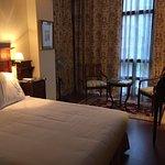 Una habitación muy cómoda y hay que resaltar la limpieza