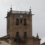 """Vista do quarto """"Torre sineira"""""""