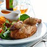 Loaded chicken
