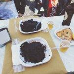 Spaghetti al Nero di Seppie
