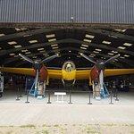 The prototype DH Mosquito,