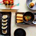 Sushi & Sharing Plates