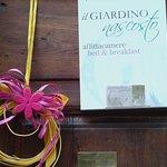Photo de B&B Il Giardino Nascosto