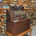 maquina registradora del london Paris