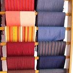 Jalabil Textiles, se pueden adquirir en Carajillo Café