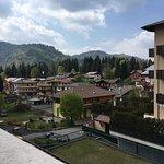Panorami dalla nostra stanza e dettagli dell'hotel