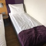 twin beds - not to wide