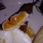 Hmmmmm the breakfast poached eggs were solid!
