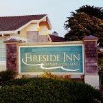 Foto di Fireside Inn on Moonstone Beach