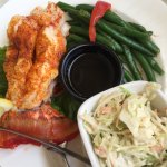 Single lobster tail