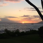 Sunset from Kamaole Nalu