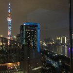 The view to Pearl Tower; Bund and river