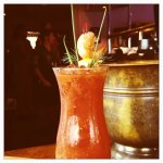 Our signature Bloody Mary!