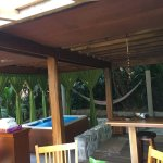 Golondrina - gorgeous Thai inspired  treehouse, plenty of space for 2 and a hot tub perfect for