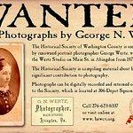 Upcoming exhibit of G.N. Wertz photos