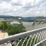Walnut Street Bridge Foto