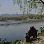Peaceful environment along Su Causeway