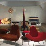 a real Scandinavian feel to this Estonian furniture