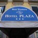 Photo de Best Western Hotel Plaza