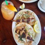 Fish Tacos and a Pirate Punch